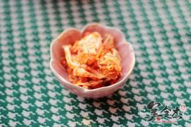 下饭小菜---韩国泡菜