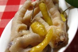 看欧洲杯时佐餐No.1的菜——泡椒凤爪