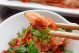 【韩国泡菜】健胃开脾的异国风味小菜