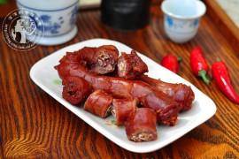 『香辣鸭脖』——卤出美丽又好味的下酒菜