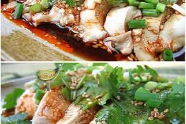 口水鸡的做法_口水鸡怎么做[文怡的博客](含红油做法)上海糟鸡的做法