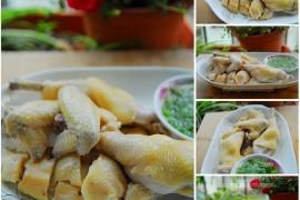 粤菜白切鸡的做法[宅与路上]