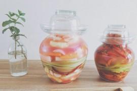四川泡菜的做法-酸脆开胃
