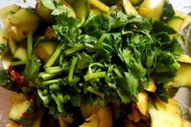 凉拌黄瓜的做法_家常凉拌黄瓜的做法