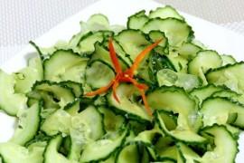 凉拌黄瓜的家常做法大全怎么做好吃