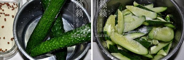 酸黄瓜的做法_酸黄瓜怎么做[籁籁]