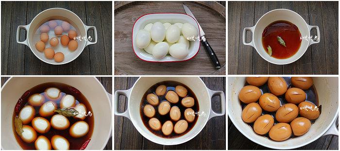 啤酒卤蛋的做法_啤酒卤蛋怎么做[暖暖尚]