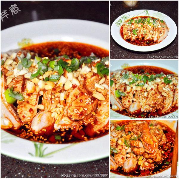 巴蜀名菜:口水鸡的做法_口水鸡怎么做[芹意qin]