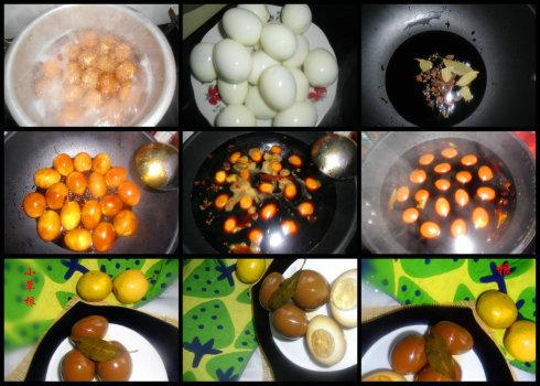 正宗卤蛋的做法