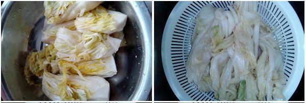 自制泡菜:辣白菜的做法