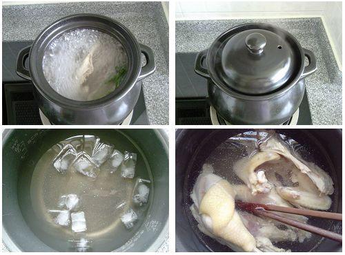 粤菜白切鸡的做法
