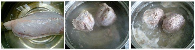 卤肉的做法